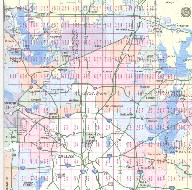 Mapsco Maps | World Map 07